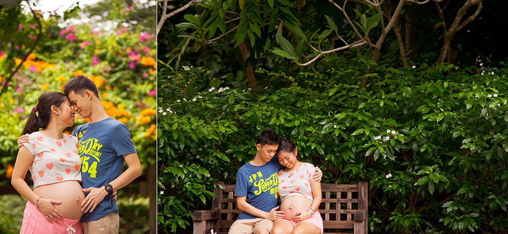 Maternity Outdoor Photography (www.bambiniphoto.sg)