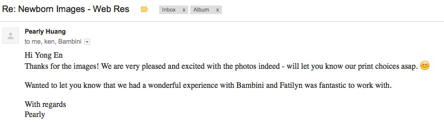 Bambini-Photography-Email-Testimonial